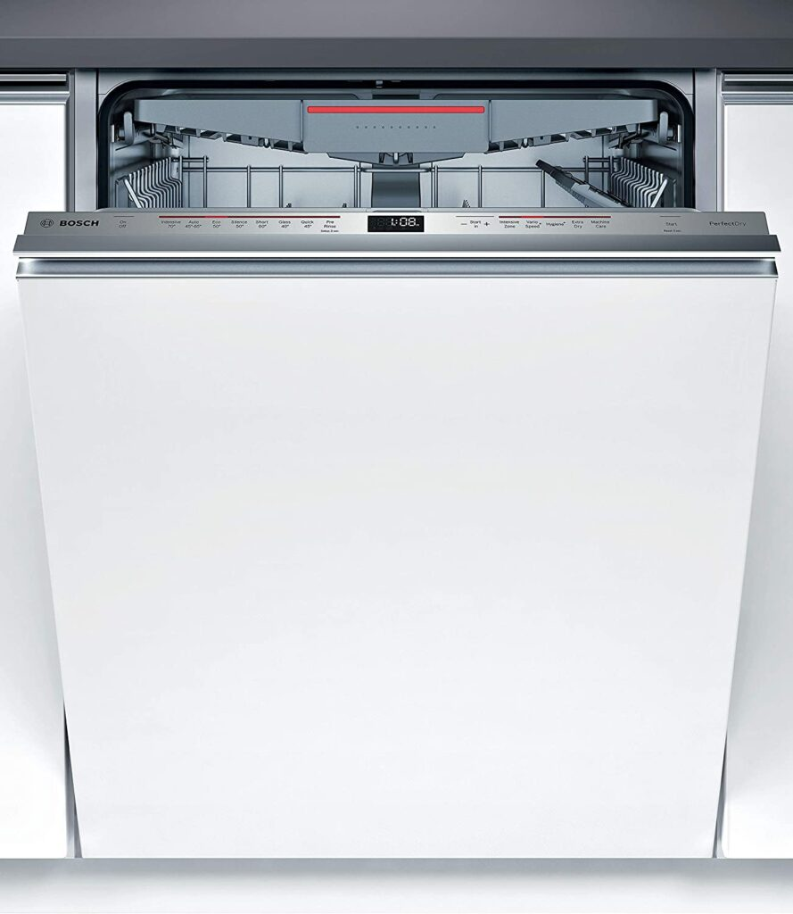 Bosch Serie 6 SMV68ND00G dishwasher review